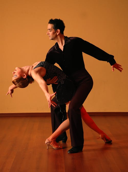 The Steps to Create a Romantic Couple Dance