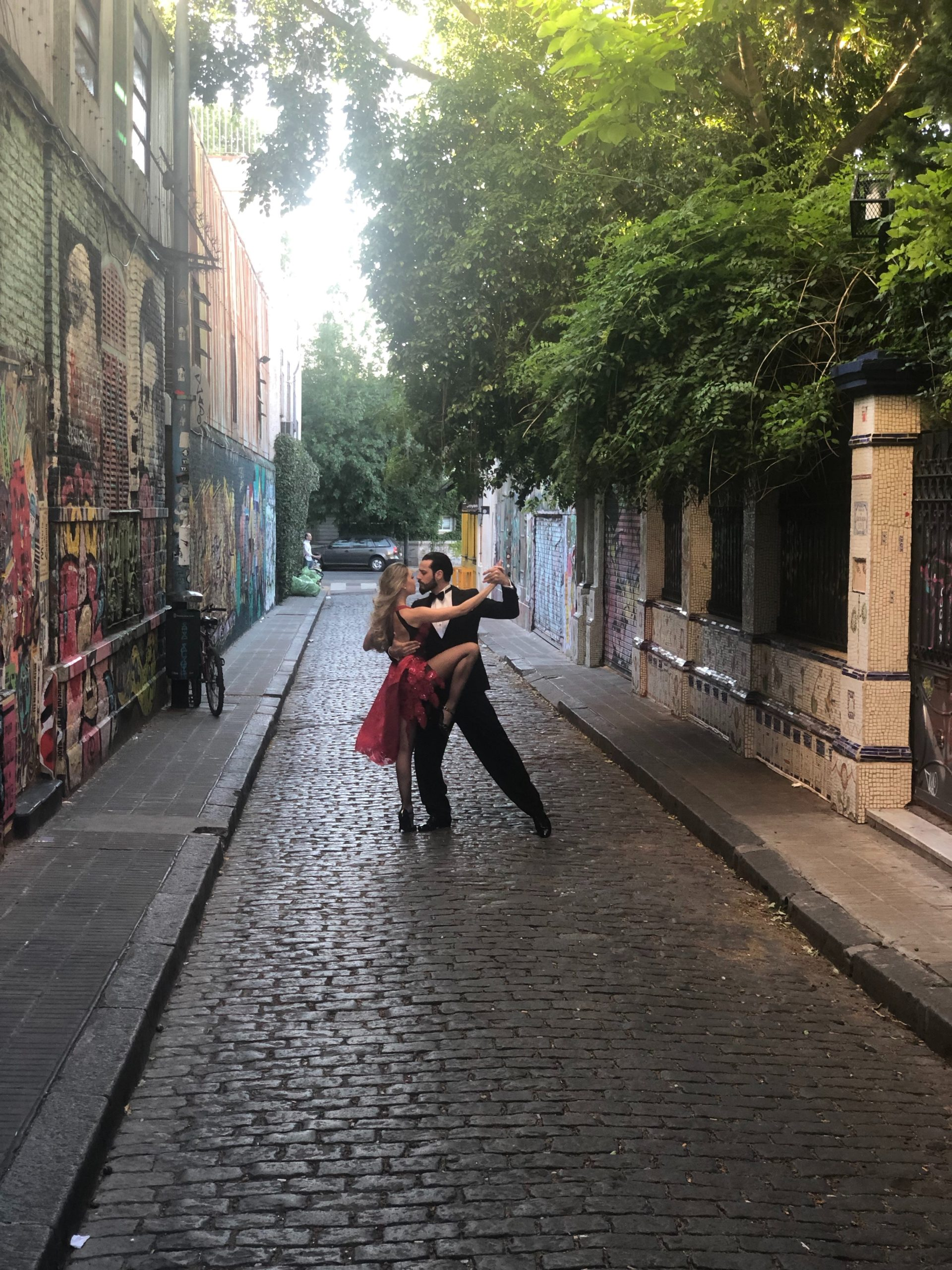 Learn How To Do Latin Dance With A Dancing Lesson